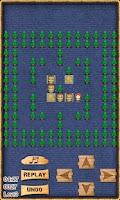 Screenshot of Classic sokoban pushbox