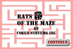 Screenshot of Rats of the Maze