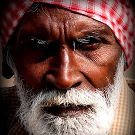 Melancholy by Kunal Bhattacharya - People Portraits of Men (  )
