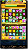 Screenshot of Jewel Quest Saga