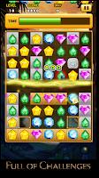 Screenshot of Jewel Quest Saga