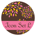 Icon Set L Folder Organizer icon