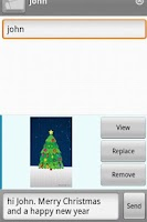 Screenshot of My Christmas Tree