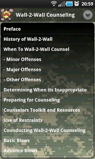 Wall-2-Wall Counseling