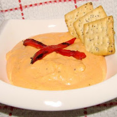 Katie's Roasted Red Pepper Dip