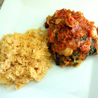 Mexican Rice Recipe (Rice cooker)