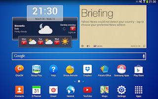 Screenshot of Weather Free