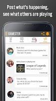 Screenshot of Gamester