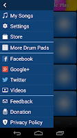 Screenshot of Hip Hop Drum Pads