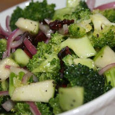 Broccoli Salad With a Twist