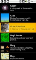 Screenshot of Kitten Slideshow