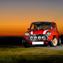 Classic Mini by Stephen Tolley - Transportation Automobiles