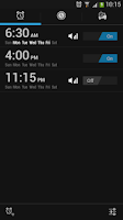 Screenshot of Morning! Smart Alarm Clock