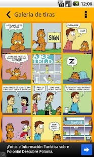 Garfield Reader (Unofficial) - screenshot