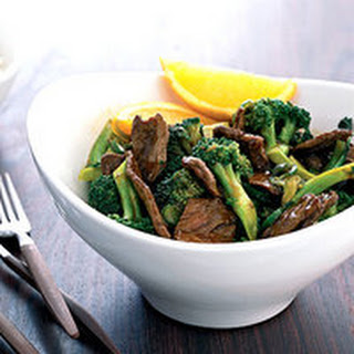 Orange Beef Broccoli Recipes