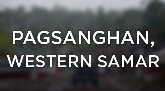 Pagsanghan, Western Samar