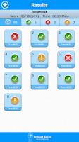 Screenshot of SAT Math Number & Operations L