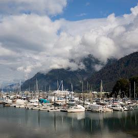 Juneau, Alaska by Jeffrey Hechter - Landscapes Travel