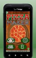 Screenshot of Pizza Maker