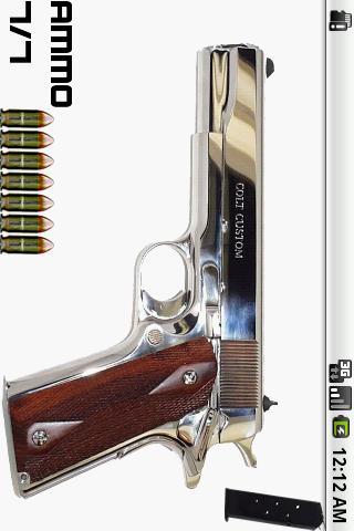 槍柯爾特M1911