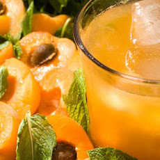 Apricot-Whiskey Smash Recipe