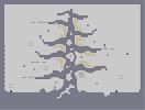 Thumbnail of the map 'Branched Remnants'