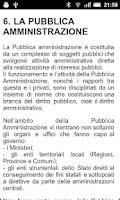 Screenshot of Diritto Pubblico