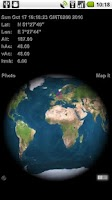 Screenshot of 3D Geo Globe