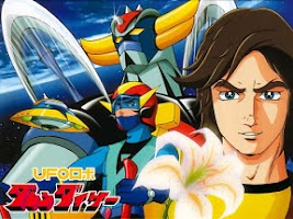 Screenshot of Ufo Robot Grendizer - Goldorak