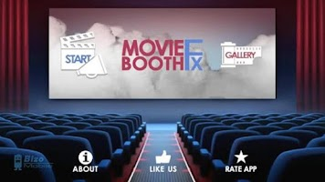 Screenshot of Movie Booth FX Free