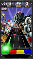 Screenshot of Santa Rockstar XperiaExclusive