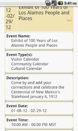 【免費旅遊App】Los Alamos Chamber of Commerce-APP點子