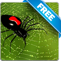 Web with spider free lwp icon