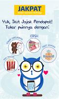 Screenshot of Jajak Pendapat Berhadiah!