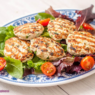 Turkey Burger Without Egg Recipes