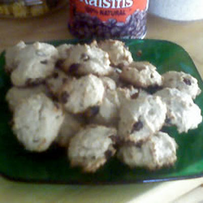 Applesauce Cookies I