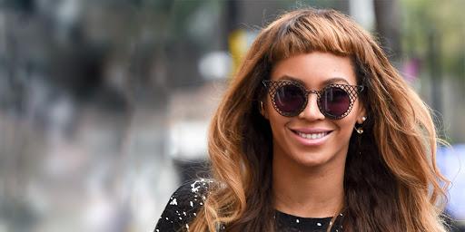 Las gafas de sol de Beyoncé