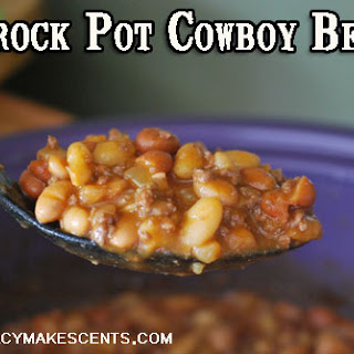 Cowboy Beans Crock Pot Recipes