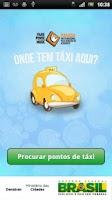 Screenshot of Onde tem taxi aqui?