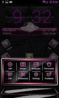Screenshot of Pink Android Next Launcher