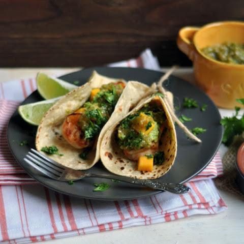 Closing Doors, Chipotle Shrimp Tacos