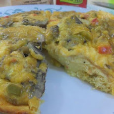 Egg Beaters Quiche