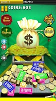 Screenshot of Coin Pusher Gold