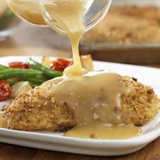 Crunchy Chicken and Gravy