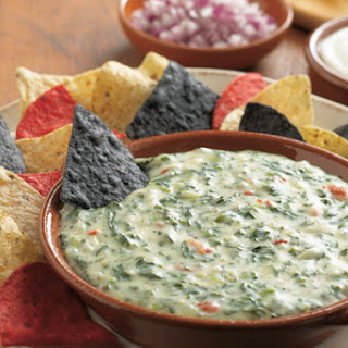Cheesy Spinach Dip
