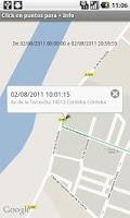 Screenshot of GeoCoding Tracker Full