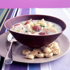Potato-Fish Chowder