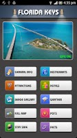 Screenshot of Florida Keys Offline Map Guide