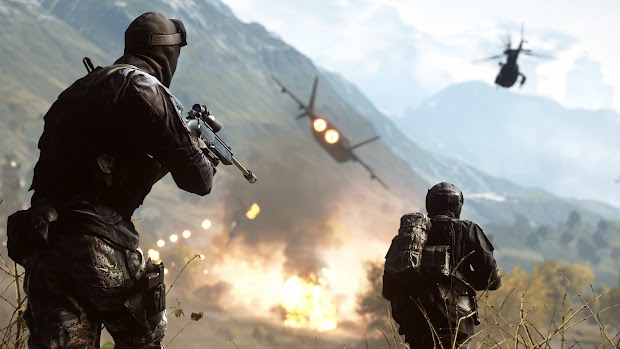 Battlefield 4 multi-platform patch coming later this month