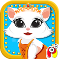 Cute Kitty Pet Dress Up Salon APK baixar